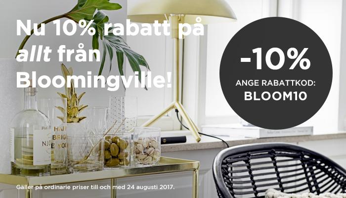 Bloomingville -10%