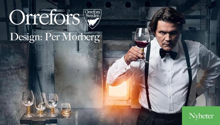 Orrefors Per Morberg