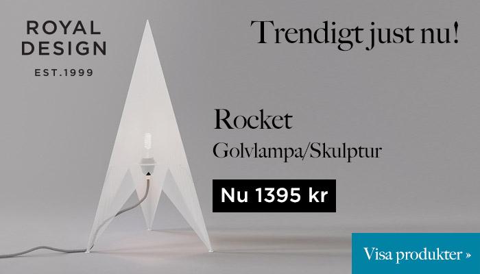 Rocket Golvlampa