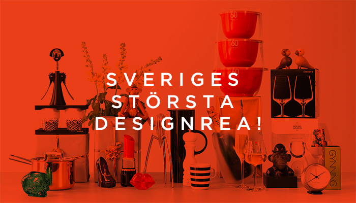 Sveriges största designrea