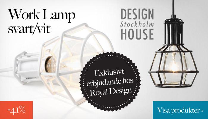 Design House Stockholm Worklamp