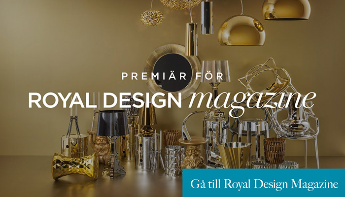 Royal Design magazine