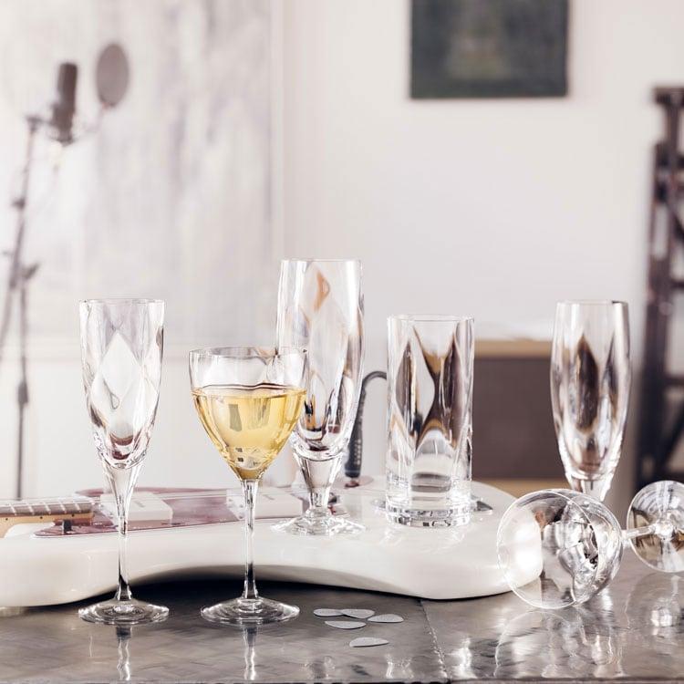 Fantastisk Chateau Champagneglas 21 cl - Kosta Boda @ RoyalDesign.se XO57