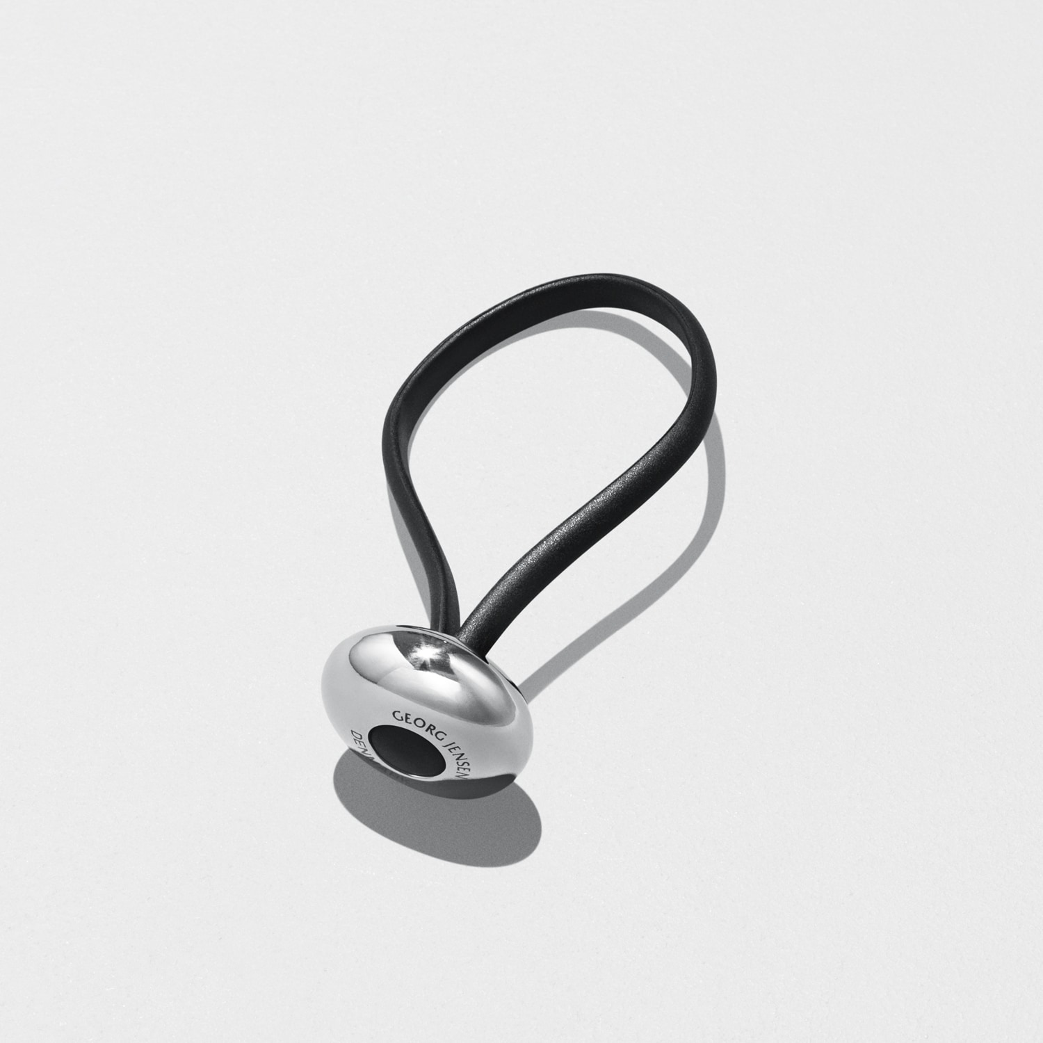 Ellipse Nyckelring - Georg Jensen   RoyalDesign.se 1a463ec87c3a5