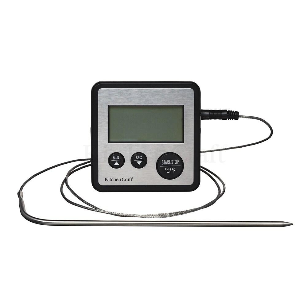 Digital Stektermometer   Timer - Kitchen Craft   RoyalDesign.se 1b74fb9d67506