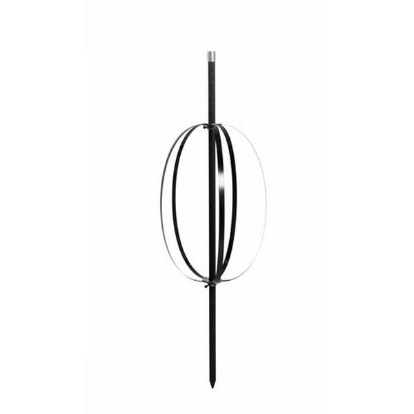 Odla Flexibel Spalje Svart 100 cm
