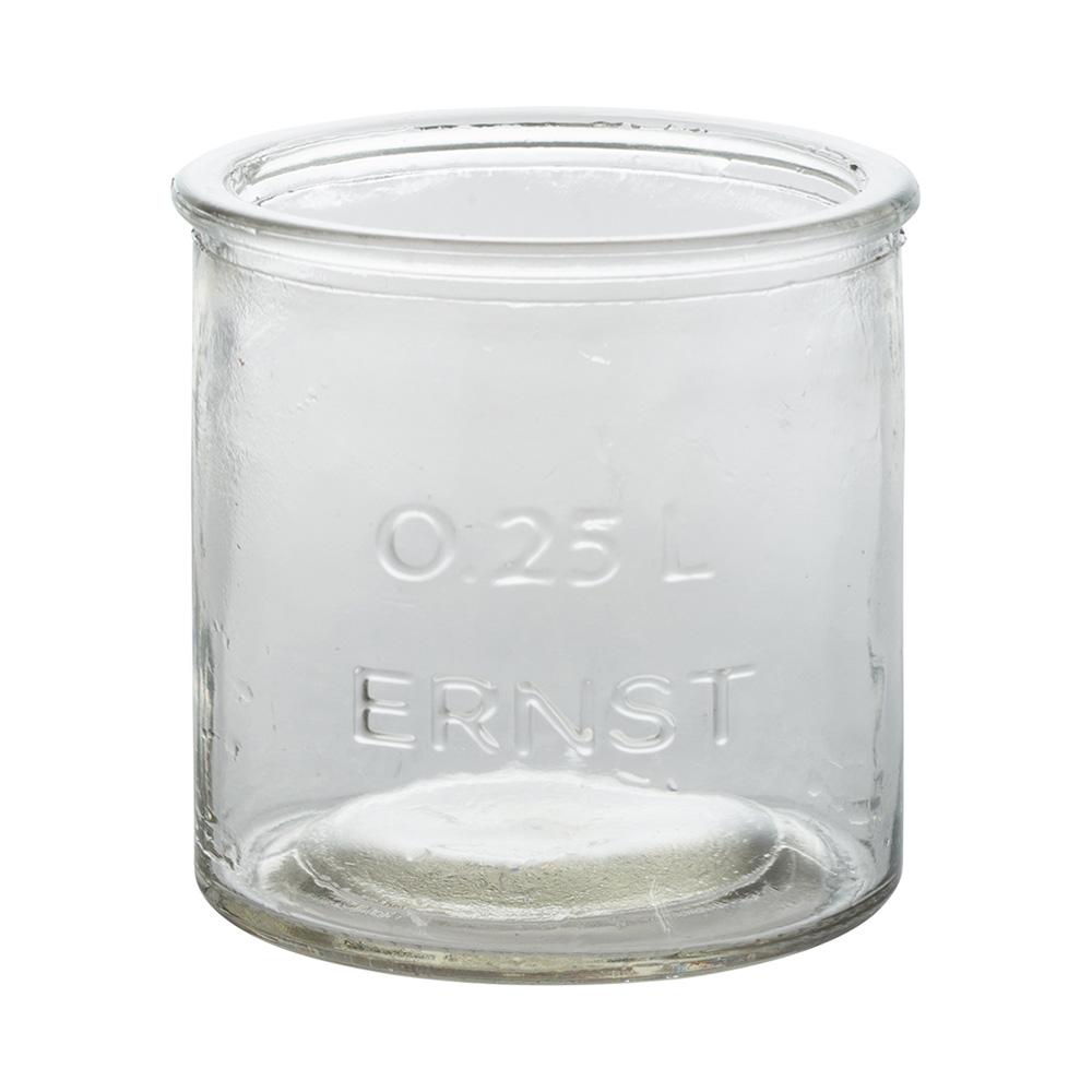 Glasburk 0,25L, Klar, Ernst Kirchsteiger