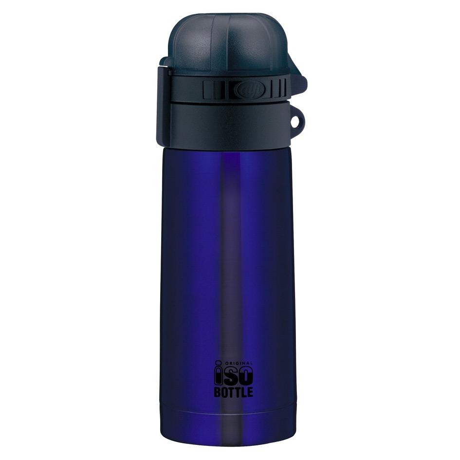 Alfi Alfi Iso flaska, Klarblå 0,35 l