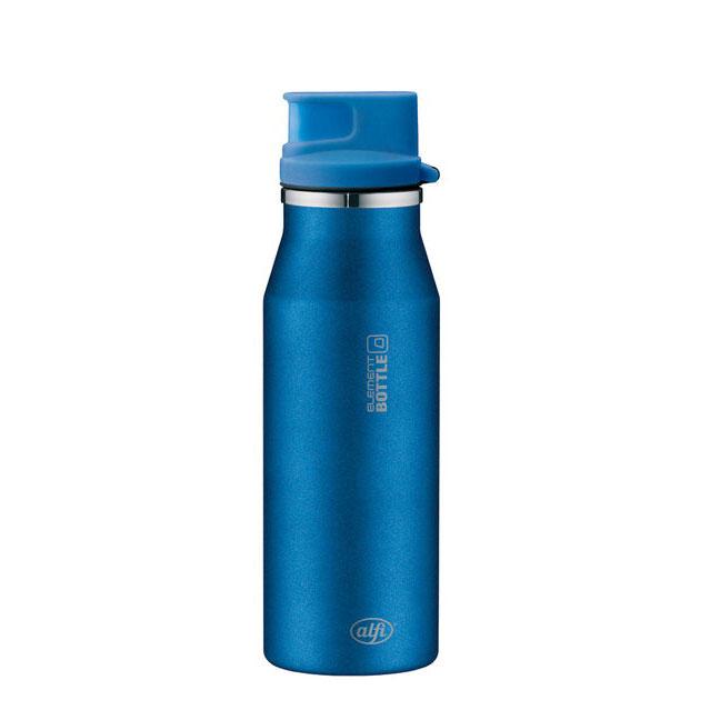 Alfi Element Pure Blue Drickflaska stål  0,6 l