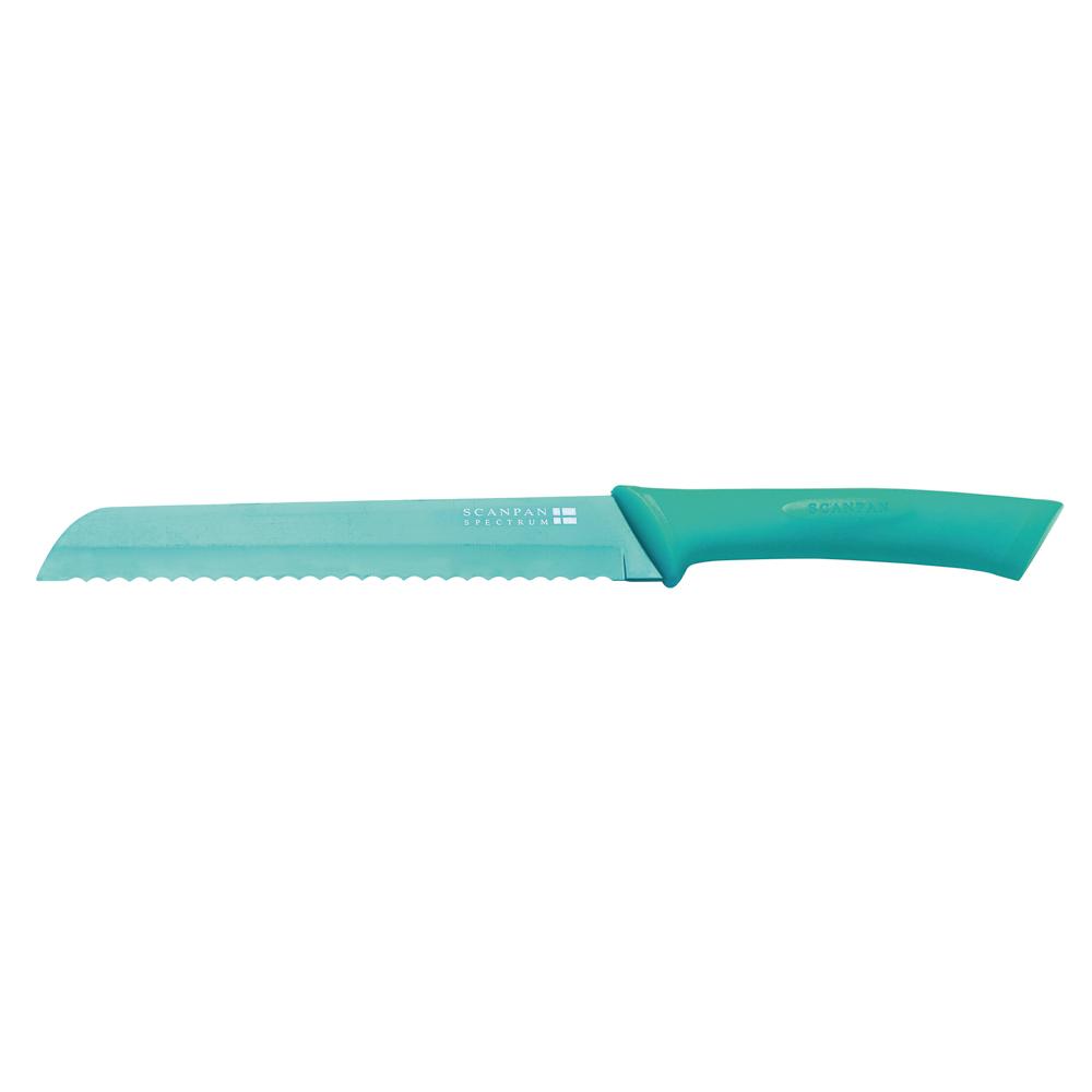 Spectrum Brödkniv 18 cm turkos