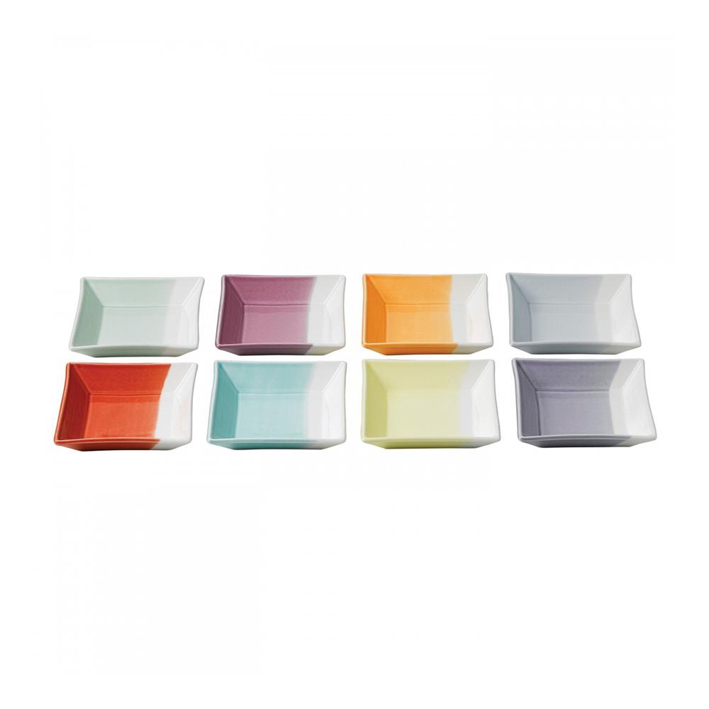 1815 Brights Fat 12×12 cm 8-pack