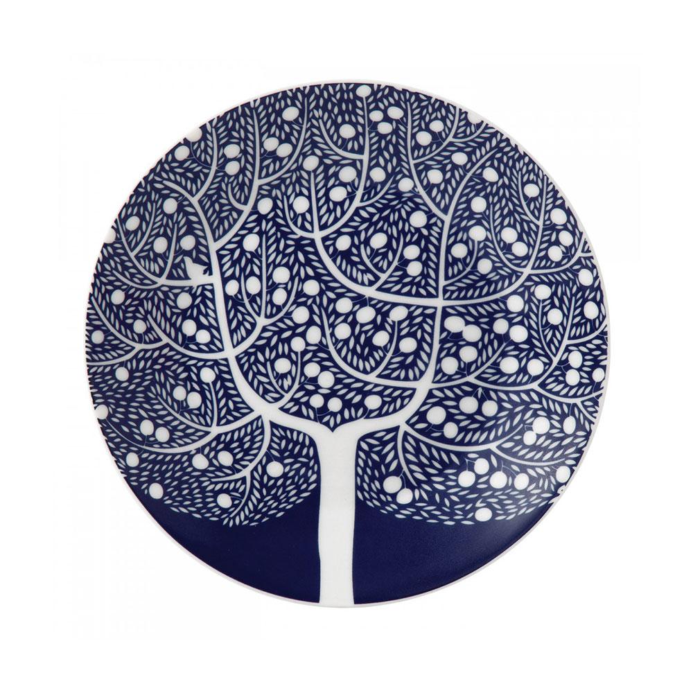 Fable Blue Tree Tallrik 16 cm