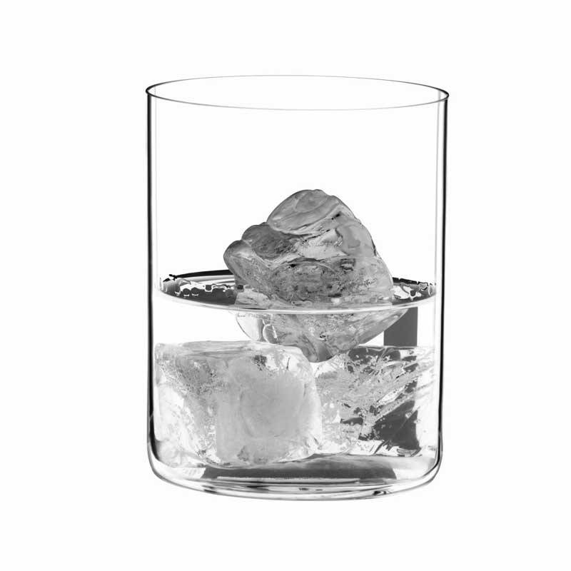 H2O Whiskyglas 2-pack 43 cl