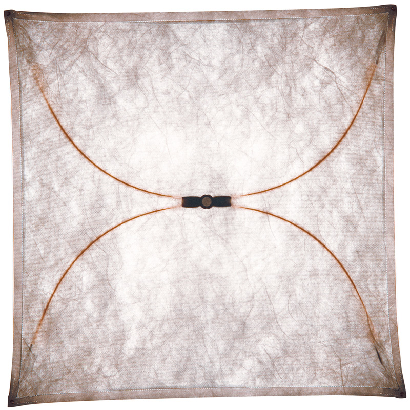 Ariette 1 Tak/Vägglampa Tyg