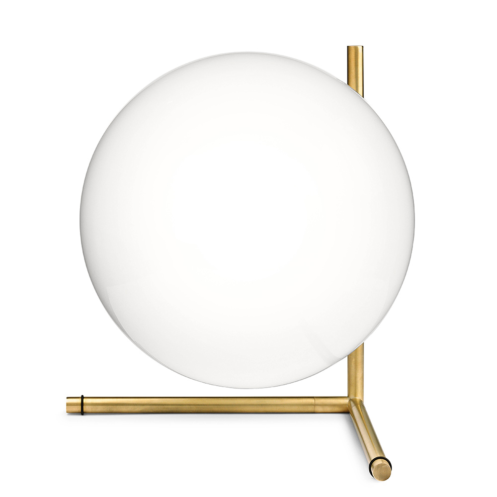 IC Lights T2 Bordslampa Mässing