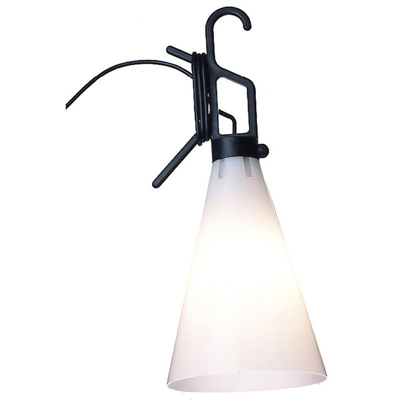 May Day Lampa, Svart, Flos