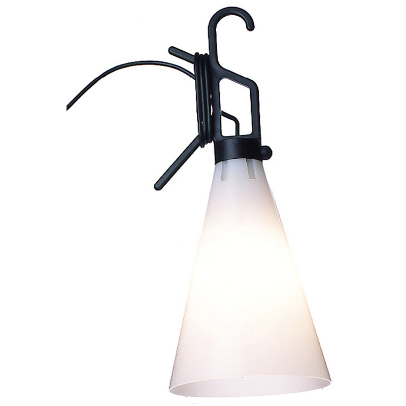 May Day Lampa Svart