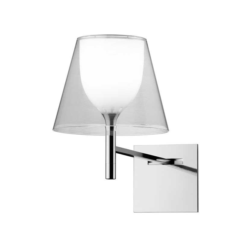 Ktribe W Vägglampa Transparent
