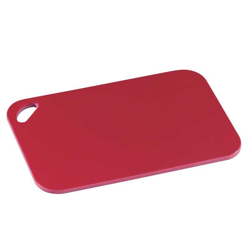 Trancherbräda 2-färgad röd 36x24cm