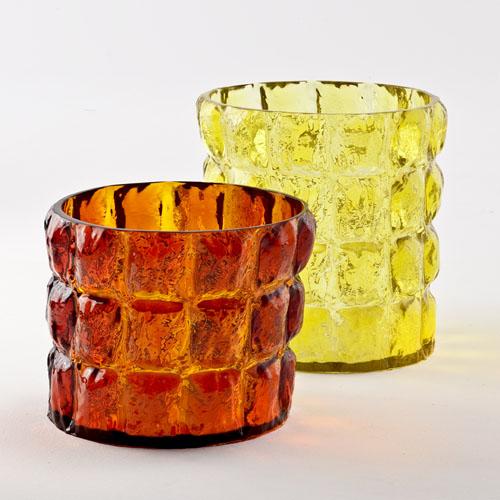 Matelassé Vas Orange