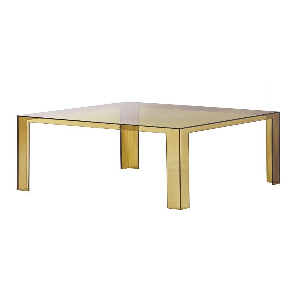 Invisible Table Bord Liten Bärnsten