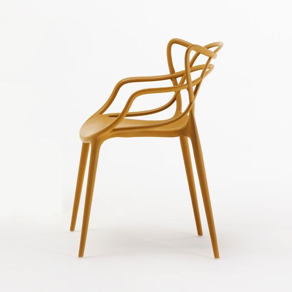 masters stol senap philippe starck eugeni quitllet kartell. Black Bedroom Furniture Sets. Home Design Ideas