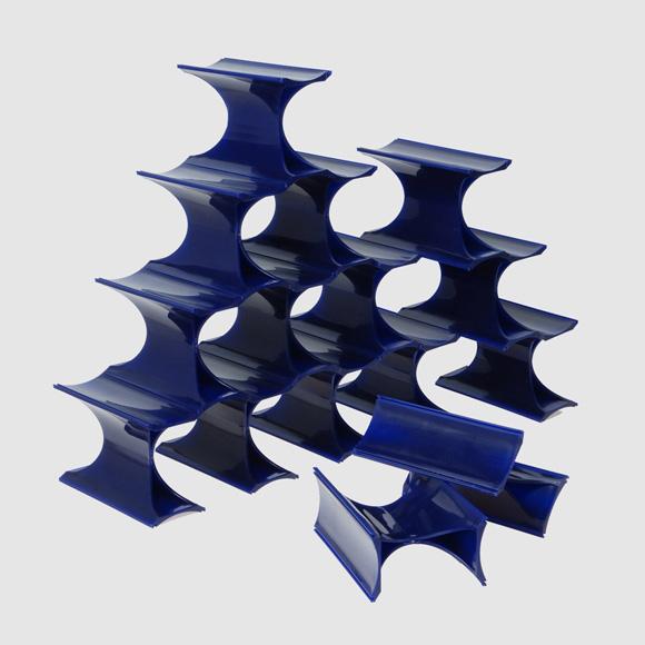 Infinity Vinhylla Blå