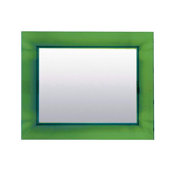 Francois Ghost Väggspegel Liten Grön