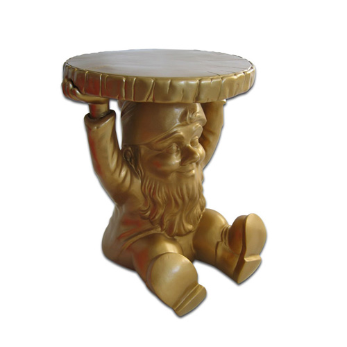 Gnomes Pall Attila Guld