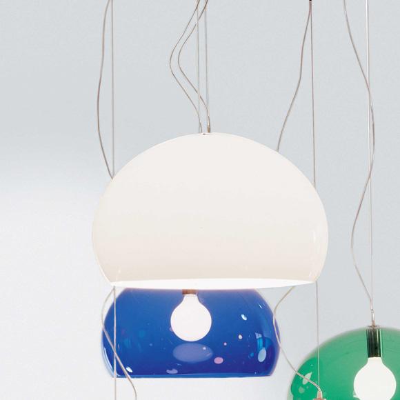 FL/Y Lampa Vit