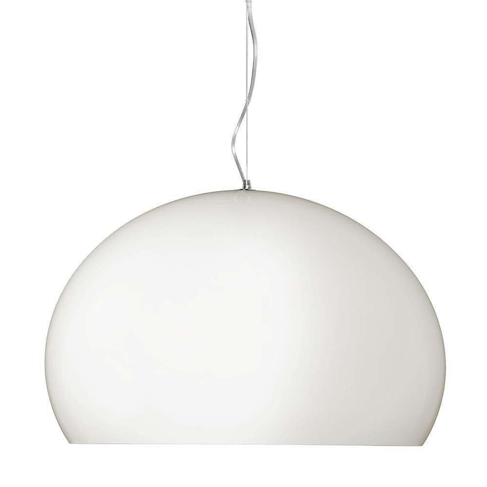 FL/Y Opaque Lampa Vit
