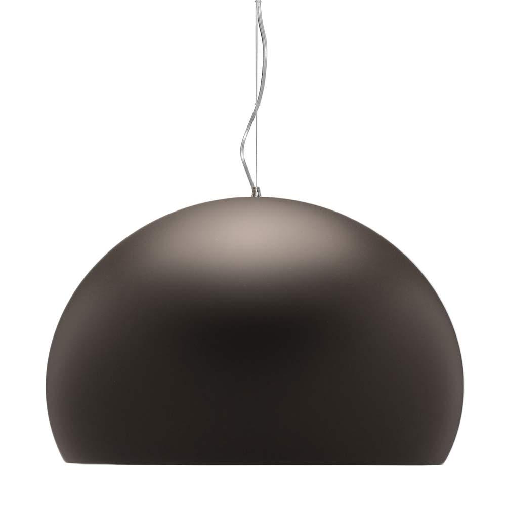 FL/Y Opaque Lampa Brun