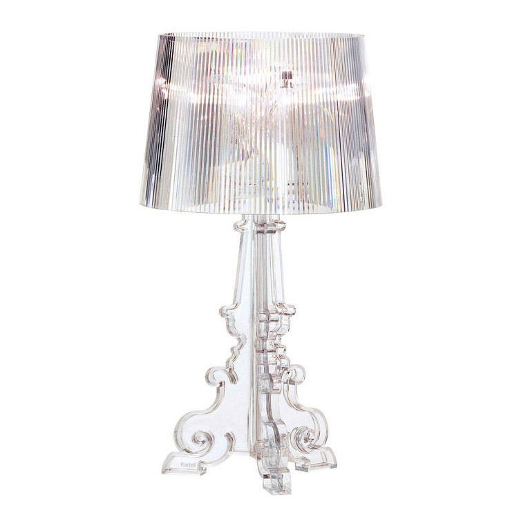 Bourgie Lampa, Kristall, Kartell