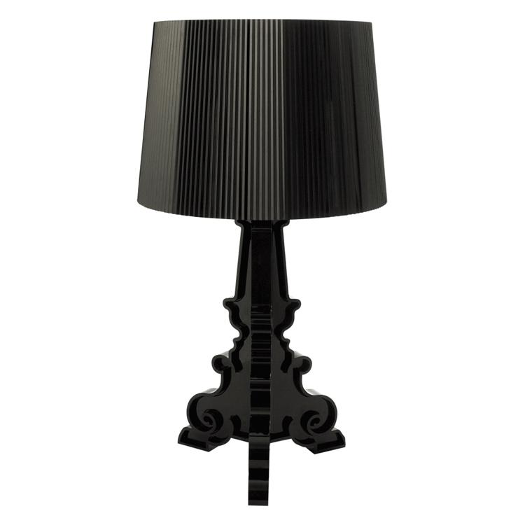 Bourgie Lampa Svart