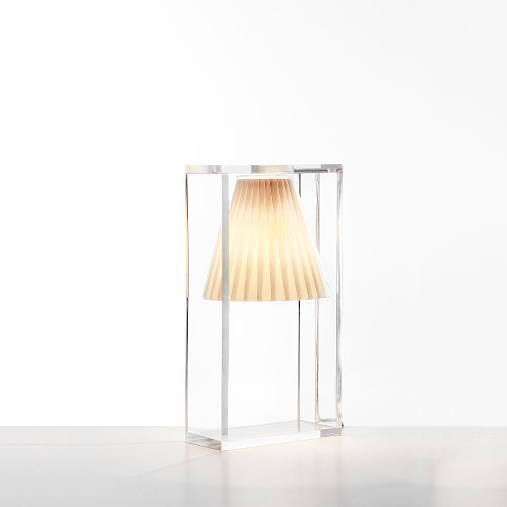 Light-Air Bordslampa Beige