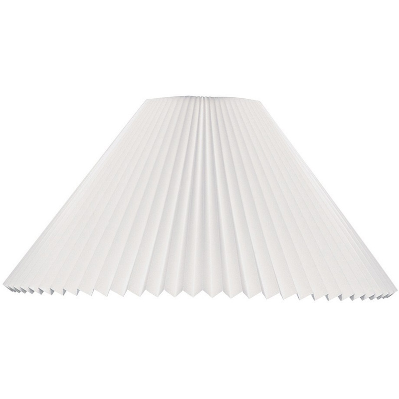 Le Klint 2 Lampskärm 23 cm, Plast, Vit