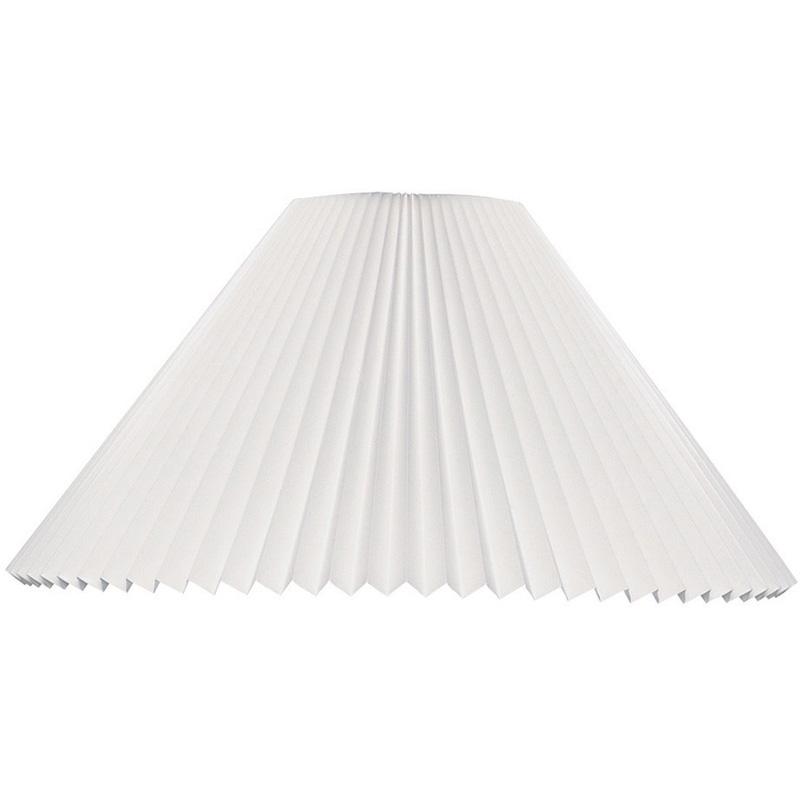 Le Klint 2 Lampskärm 38 cm Plast Vit