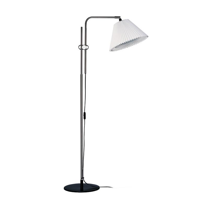 Le Klint 321 Läslampa komplett rostfritt stål