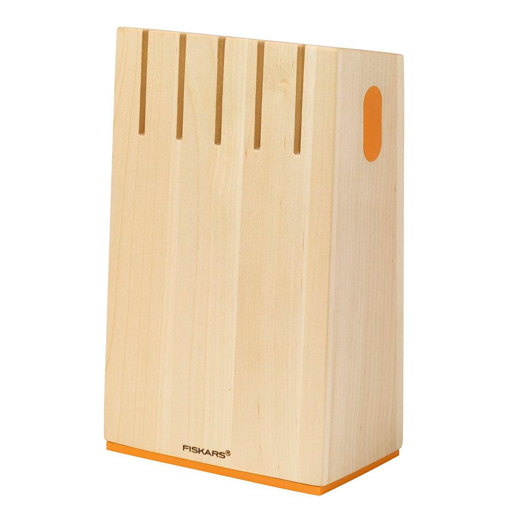 Functional Form Knivblock trä utan knivar