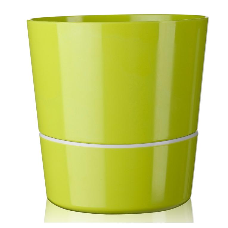 Rosti Självvattnande örtkruka ø13,5 cm Lime