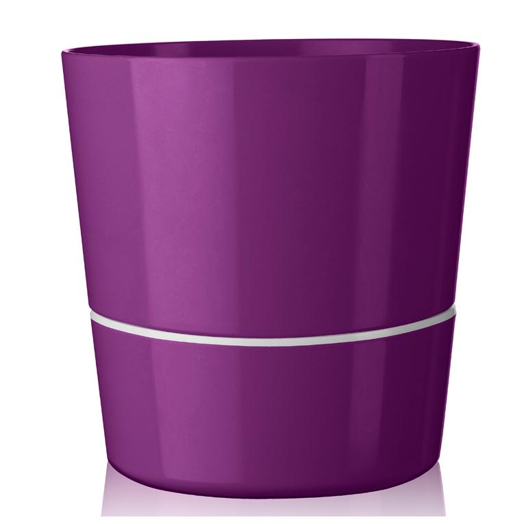 Rosti Självvattnande örtkruka ø13,5 cm Violett