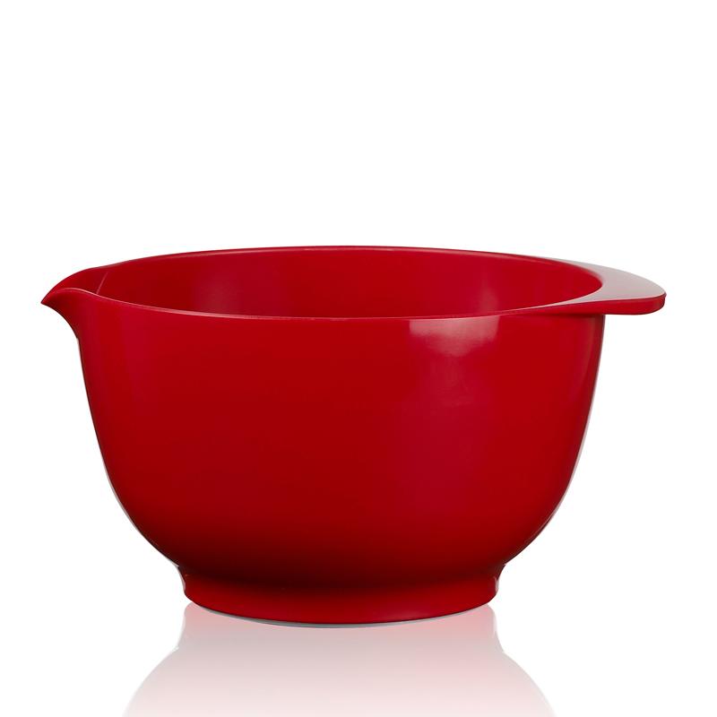 Rosti Margretheskål 0,75L Röd