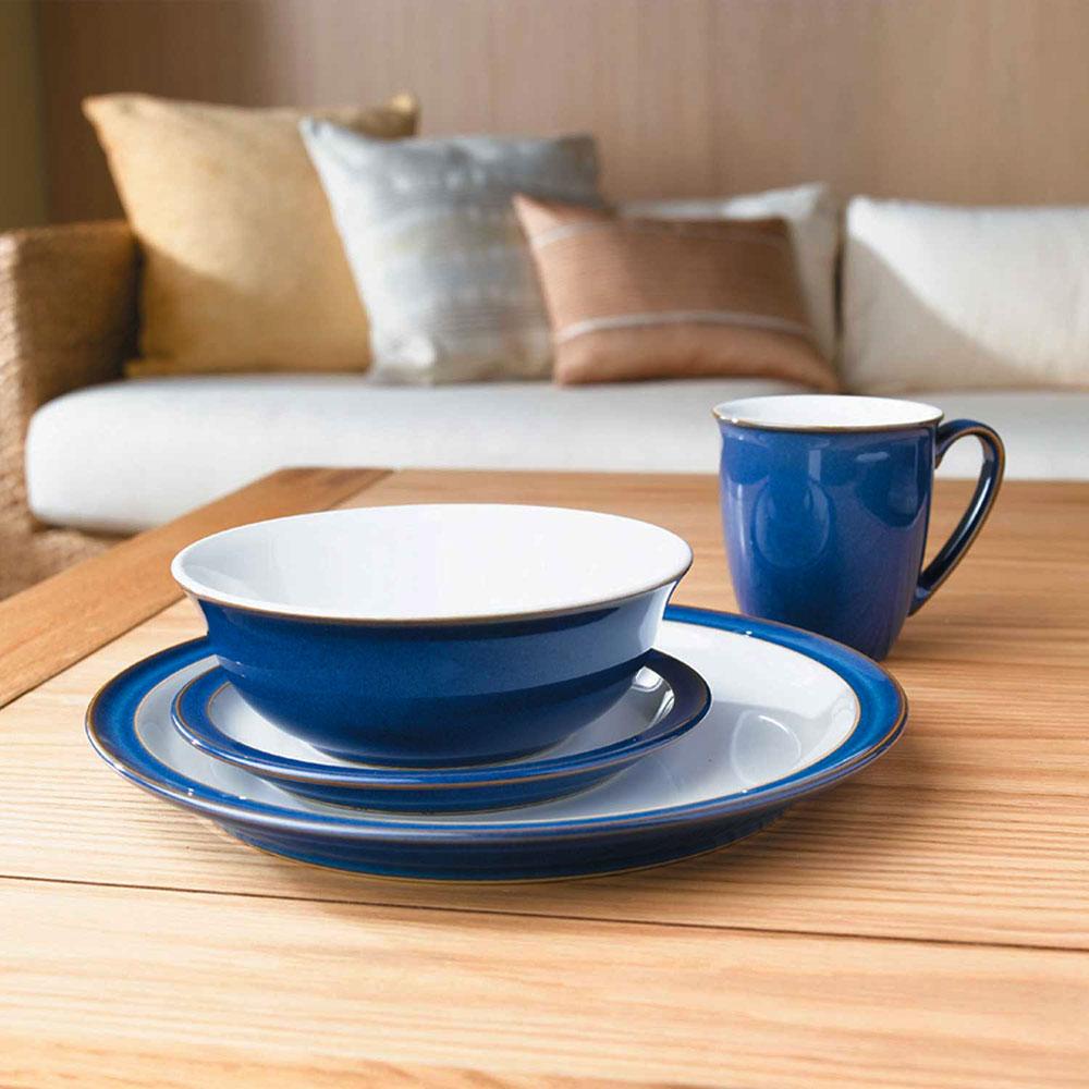 Imperial Blue Kaffemugg, Denby