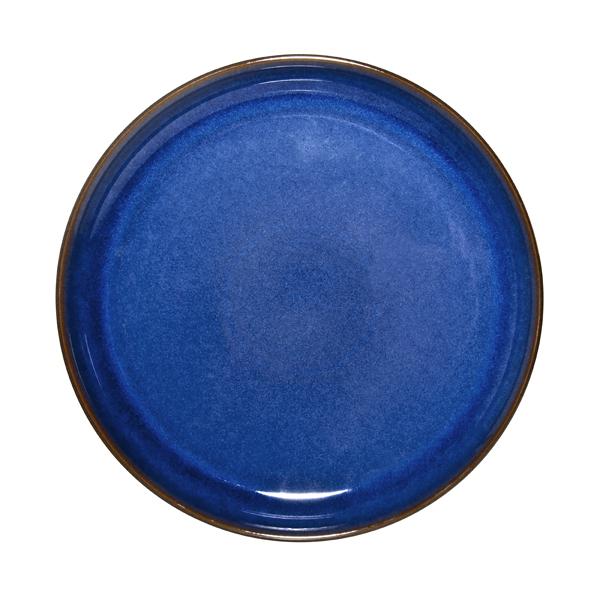 Imperial Blue Frukosttallrik, Denby