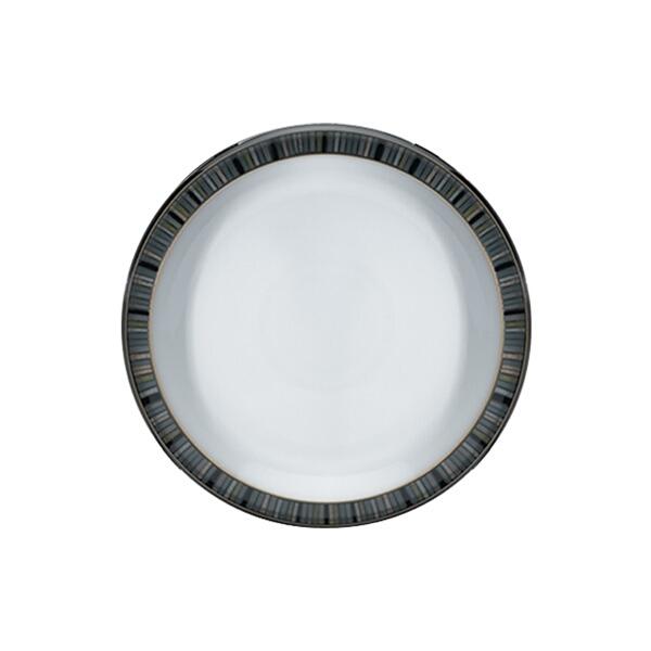 Jet Stripes Dessert-/Salladstallrik, 22,5 cm, Denby