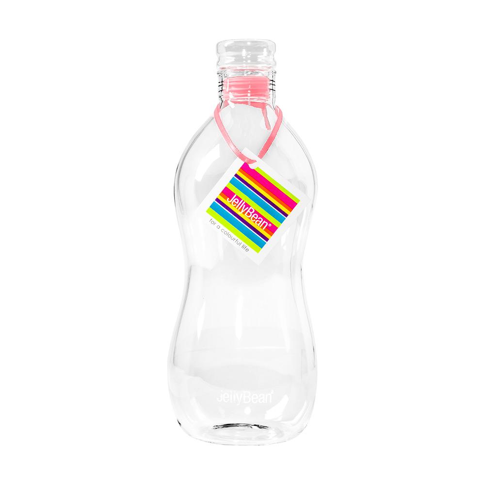 JellyBean Bubble Flaska Rosa, 95 cl