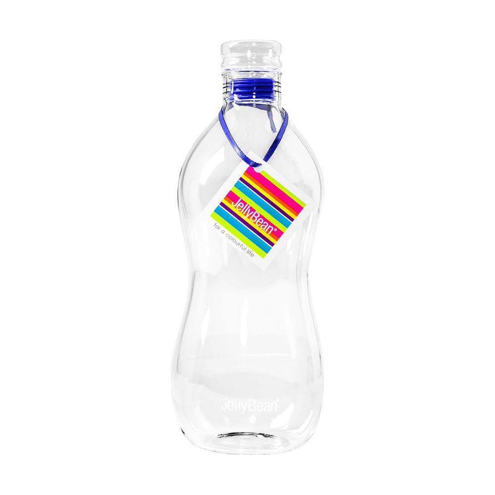 JellyBean Bubble Flaska Blå, 95 cl