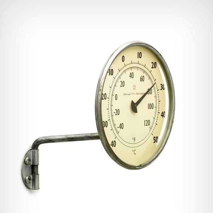 Bengt Ek Design Fönstertermometer, -40 - +50 C° Zink