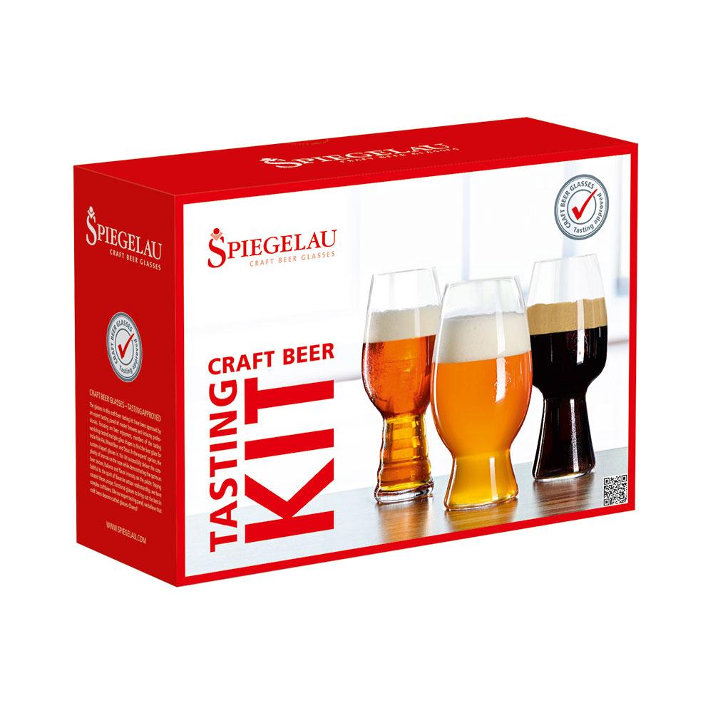Beer Classic Craft Ölprovarglas Set 3-pack