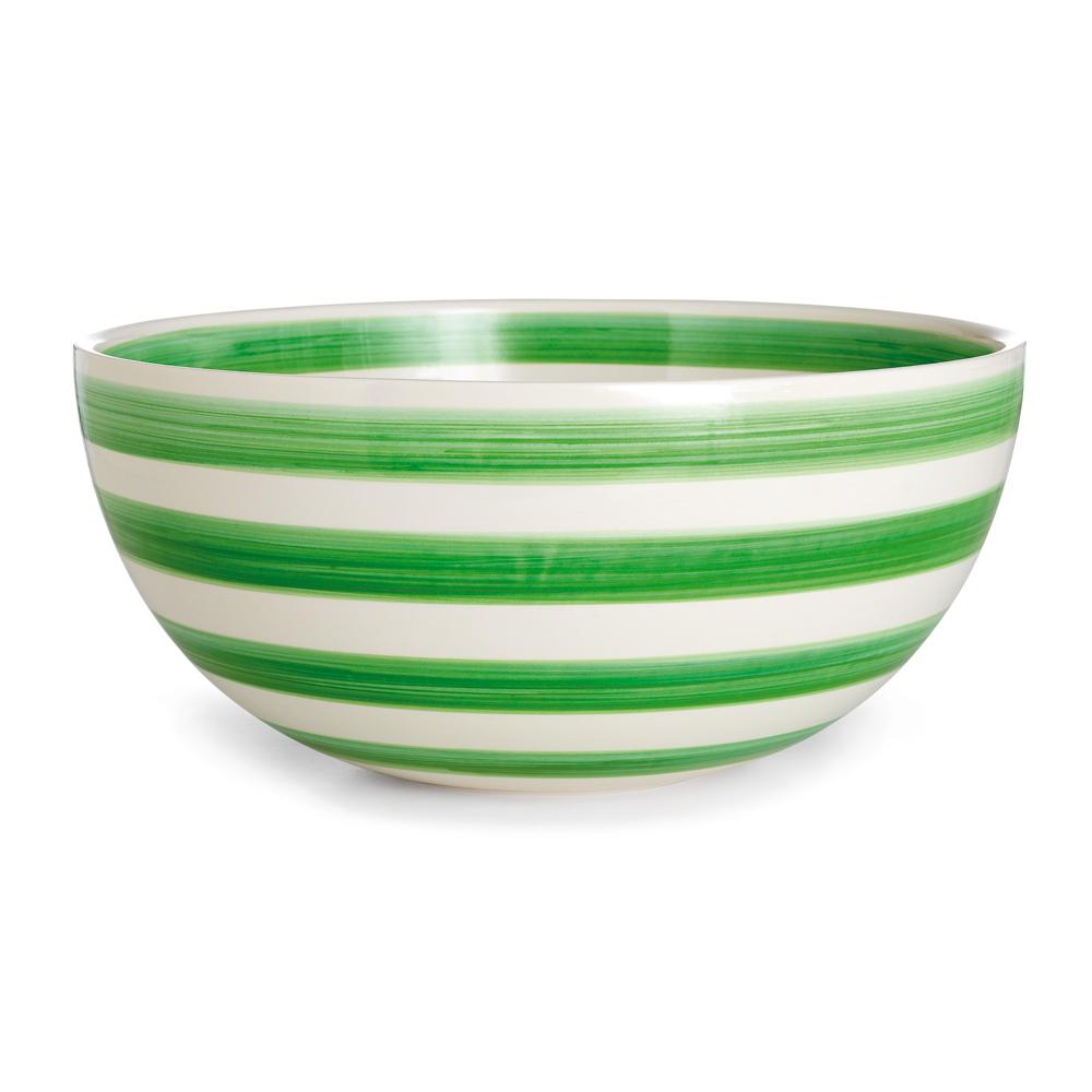 Omaggio Skål Grön 300mm